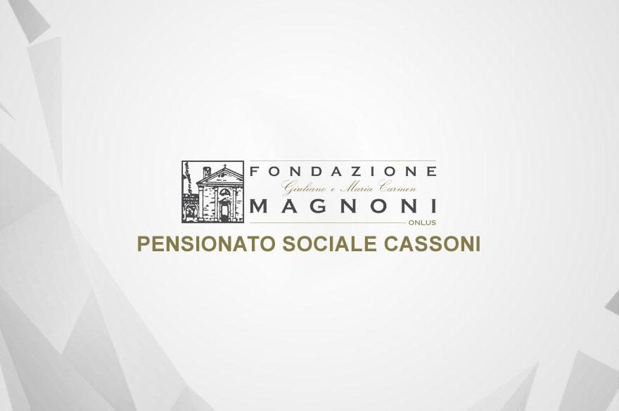 Progetti - Pensionato Sociale Cassoni