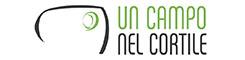 Un Campo Nel Cortile Logo