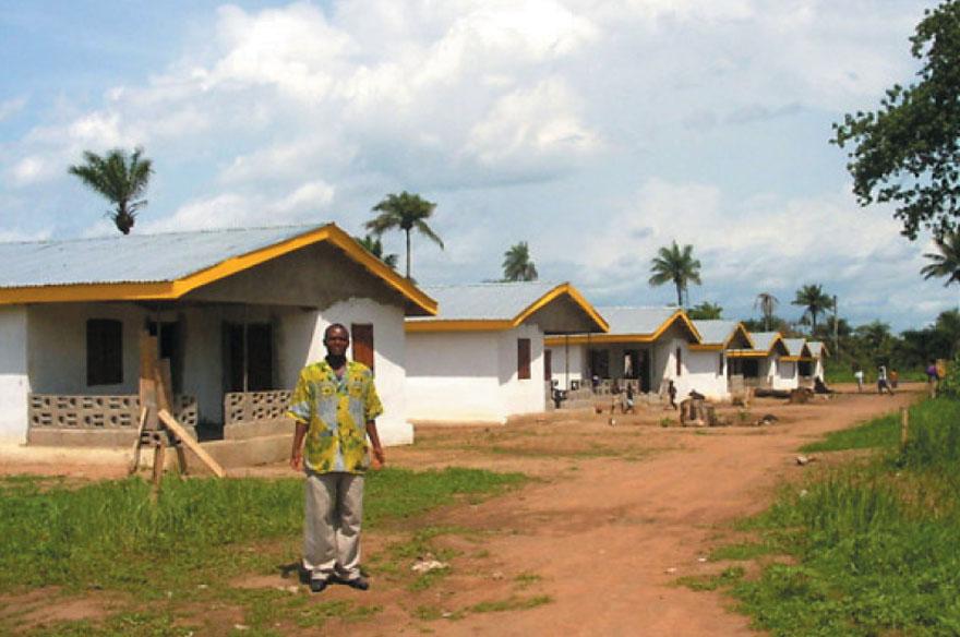 Villaggio Kwama